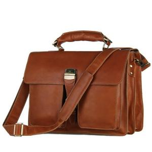 China Leather Briefcase for Men ML111 on sale