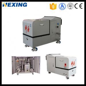 China Máquina de la destilación de motor del purificador de aceite inútil/del aceite esencial on sale