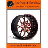 New design and high heavy duty custom 2 piece forged wheels for BMW M3 / M4 / M5 / M6