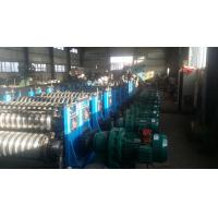 Detachable Corrugated Side Silo Wall Panel Roll Forming Machine Manufacture Grain Bin