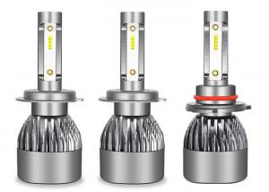 China Super bright high speed turbo fan 9005 9006 9012 H7 H1 H11 headlight led on sale