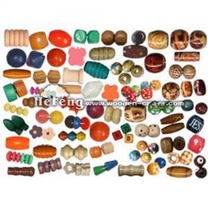 China Wood beads,oval wood bead,whell shape bead on sale