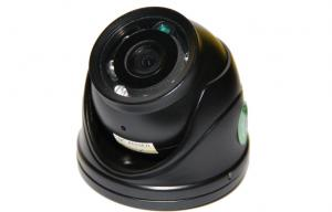 China High Speed Mini Car Dome Camera 700TVL With 6pcs IR LED For Taxi / Bus on sale
