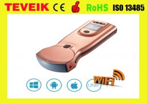 China Portable Handheld ultrasound machine price, iphone ultrasound probe machine new color doppler ultrasound on sale