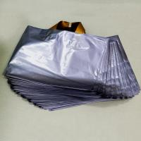 China Promotional Custom Printed Plastic Bags , Reusable Plastic Grocery Bags on sale