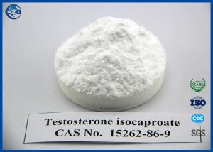 China Muscle Enhancement Testosterone Anabolic Steroid Healthy Testosterone Isocaproate on sale
