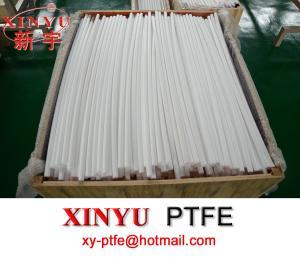 China Teflon PTFE Rod/PTFE Teflon Rod on sale