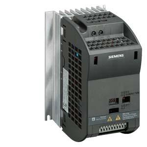 China Siemens 6SL3211-0AB11-2UA1 Frequency Converter SINAMICS G110-CPM110 AC Drive on sale