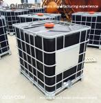 Out door use 275 gallon IBC tank liquid storage tanks