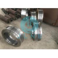 Wood Pellet Machine Parts In Vertical Type 1000 ~ 2000ton Service Life
