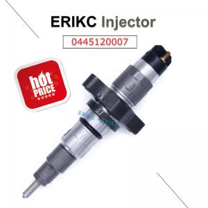 China Common Rail Bosch Injectors 0 445 120 007 , Mercedes Fuel Injector 1405332 on sale