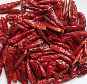 China Red Color Dried Bell Pepper Crushed Chilli Flakes Max 10% Moisture 1 - 3mm on sale