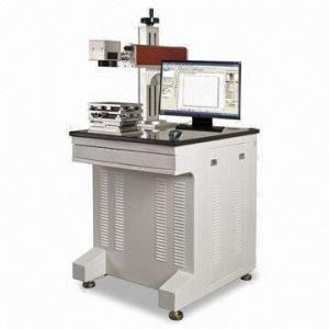 China Fiber Laser Marking Machine with  on sale