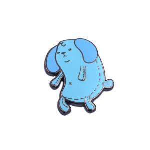China Cute Cartoon Animals Lapel Enamel Pins , Hard Enamel Lapel Pins Badges on sale