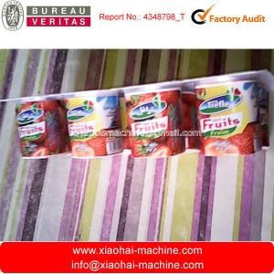 China FFS (Form Fill Seal) automatic machine for soy yogurt packaging on sale