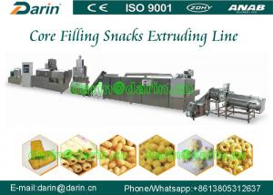 China 120kg Per Hour Corn puff snack making machine / puffed corn snack production line on sale