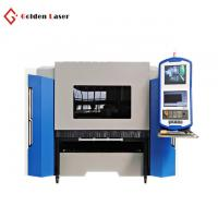 Medium Format Fiber Laser Sheet Cutting Machine