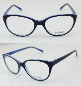 China Light Youth Glasses Frames , Acetate Spectacle Frames For Women on sale
