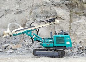 China 90mm To 115mm 5.8T Dth Drilling Rig Machine , Hydraulic Drilling Rig Easy Operation  on sale