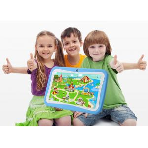 China Metal Public Kids Educational Tablet , Children Learning Tablets Android 4.4 Camera on sale