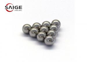 China Diameter 6mm Small Steel Balls , Precision Steel Balls For Slingshot Ammo Balls on sale
