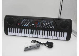 China 61 Keys Electric Organ Keyboard Children's Play Toys Musical Piano 100 Tones 28  on sale