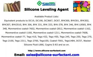 China Silicon Flow and Leveling Additive on sale