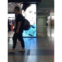 Dustproof P10 Indoor Fixed Led Advertising Displays With Windows / Me / 200NT / XP System