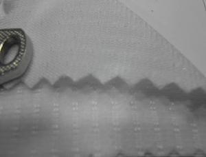 China Mesh Cushion Cover Fabric (K307) on sale