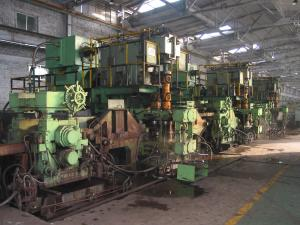 China Steel Rolling Mill Equipment , Steel Angle 120mm × 120mm on sale