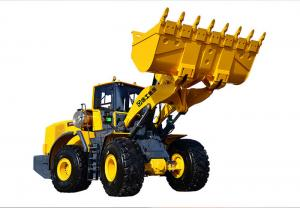 China XCMG Gas Loader LW900KN-LNG on sale