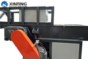 China High Thickness Big Diameter Plastic Pipe Single Shaft Shredder Crusher Machine on sale
