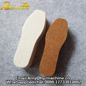 China Antimicrobial Insole felt insole shoe pad water-proof insoles on sale
