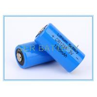 Camera Shaver Limno2 Battery , 1500mAh Lithium Battery Cells CR17335 CR123A 3.0V