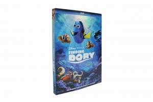 China Hot selling finding dory Cartoon Disney DVD Movies,new dvd,bluray on sale