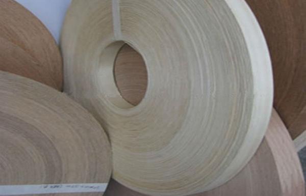 Natural Wood Edge Banding Veneer For MDF , 0 3mm - 3 5mm