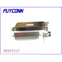 Amphenol 90 Degree RJ21 64 Pin Centronics Connector IDC Plug Connector Male Type