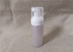 China Vacuum Cylindrical Foam Pump Dispenser Anti Bacterial SS304 Spring Material on sale