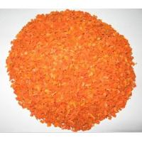 Organic 6mm Freeze Dried Carrot and 3mm,10mm Hot-air Dry Carrot and Spray Dried Carrot Powder