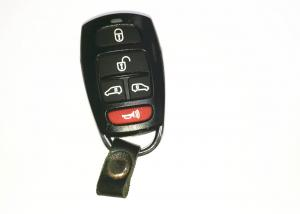 China 433 MHZ KIA Car Key Remote 4 Plus Panic Button Key 95430-4D011 Plastic Material on sale