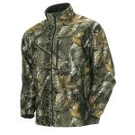 Hunting Camo Functional Soft Shell Hunting Camouflage Jacket, 100% Poly Adjustable Cuffs Hunting Camo Clothing