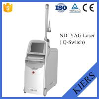 Stationary Yag Tattoo Removal Machines , Professional Laser Tattoo Removal Machine