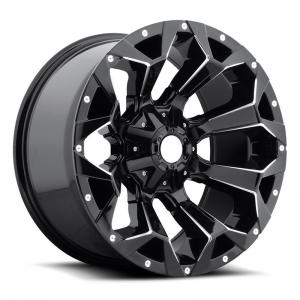 China 17 Inch forged 4x4 cheap aluminum Off Road truck Rims on sale