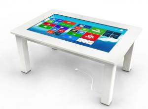 China Children Study Interactive Touch Screen Table , 32 Inch Touch Screen Table on sale
