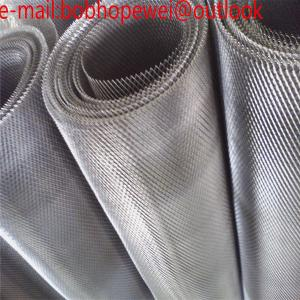 China Galvanized Expanded Metal Mesh/Wall Plaster Mesh Expanded Metal Lath/2018 hot sale aluminum expanded metal mesh on sale