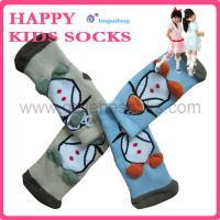3D Terry Baby Socks,Fuzzy Baby Socks, Baby Cute Tube Socks