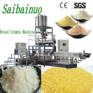 China Automatic Japanese Plain Panko Bread Crumbs Production Machinery Plant on sale