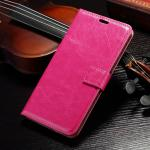 China Heavy Duty Cell Phone Leather Wallet Case For Asus Zenfone 2 Shock Resistant wholesale