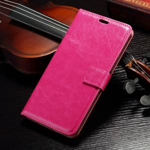 Quality Heavy Duty Cell Phone Leather Wallet Case For Asus Zenfone 2 Shock Resistant for sale