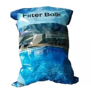 China Polyester Filter Material Fiber Ball For Koi Pond wholesale